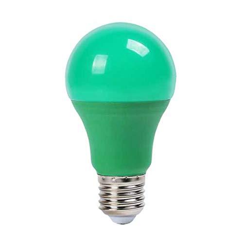 bombilla LED SMD colorata V-TAC A60E27200° 9W termoplástico