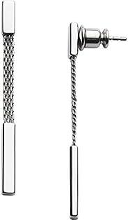Skagen Women Stainless Steel Dangle & Drop Earrings - SKJ112
