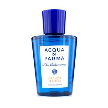 Acqua Di Parma Blu Mediterraneo Arancia Di Capri Relaxing Shower Gel (New Packaging) 200ml/6.7oz by Acqua Di Parma