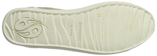 Dockers by Gerli Damen 40aa201-620760 Sneakers Pink (Rosa 760)