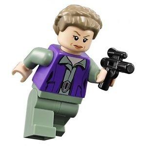 LEGO Star Wars Episode 7 Minifigur Princess / Prinzessin Leia Organa mit Blaster ( 75105 / 75140 ) NEUHEIT 2016