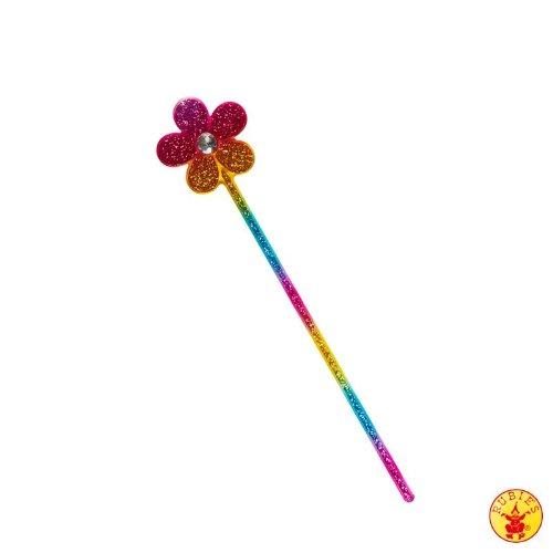 Preisvergleich Produktbild Blumenstab Stab Blume Zeptar Feenstab 28cm