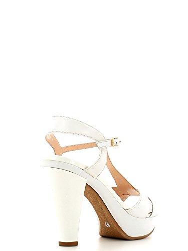 GRACE SHOES CR52 Sandalo tacco Donna Beige