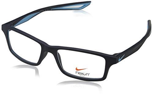 Nike Herren 4281 426 52 Brillengestelle, Obsidian/Tide Pool Blue,