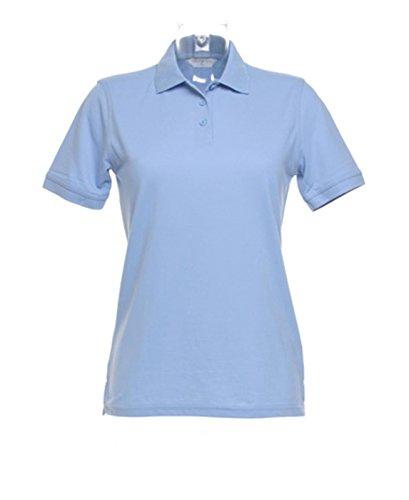 Flirty Wardrobe Klassic KUSTOM KIT Gamegear Polo avec Superwash Bleu - Bleu clair