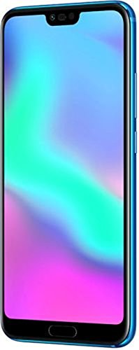 Honor 10 Smartphone, Blue, 4G LTE, 64GB памяти, 4GB RAM, дисплей 5.8 «FHD +, Двойная камера 24 + 16MP [Италия]