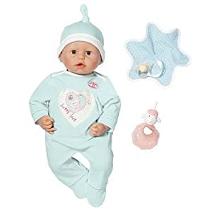 Baby Annabell Boy Doll: Amazon.co.uk: Toys & Games