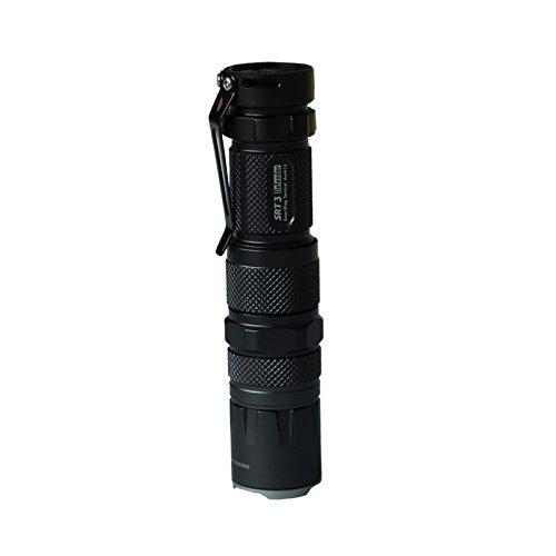 NiteCore Taschenlampe LED - Smartring Tactical Serie, NC-SRT3B 550 Lumen