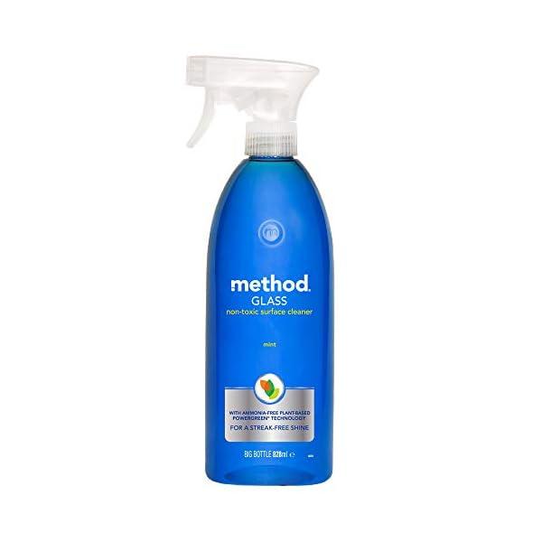 Method Glass Cleaner Spray (828 ML) 1