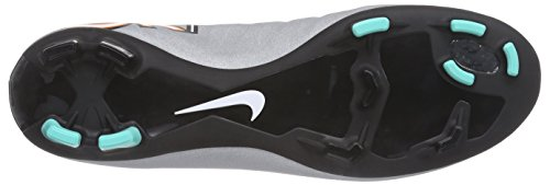 NIKE Mercurial Victory V CR FG Homme Chaussures de football Silber
