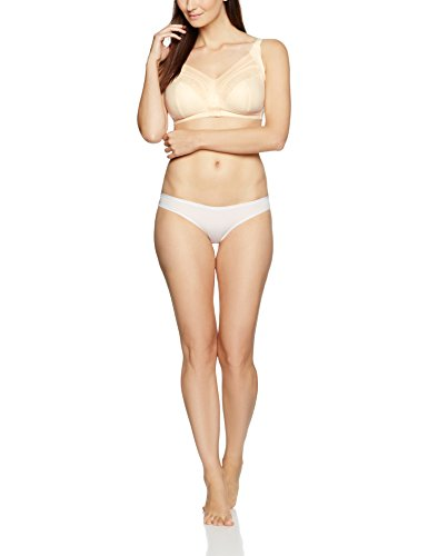 Iris & Lilly Damen Grosse Cups Support-BH Rosa (Pastel Rose Tan)