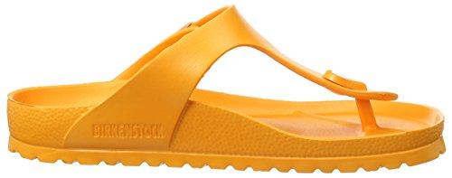 Birkenstock Gizeh EVA, Tongs femme Orange - Orange (Neon Orange)