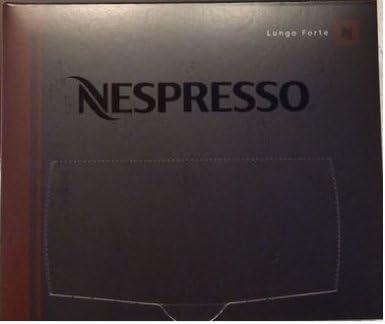 Nespresso cápsulas profesional Lungo Forte