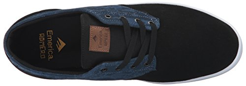 Emerica Laced By Leo Romero-M, Baskets mode homme Black Blue