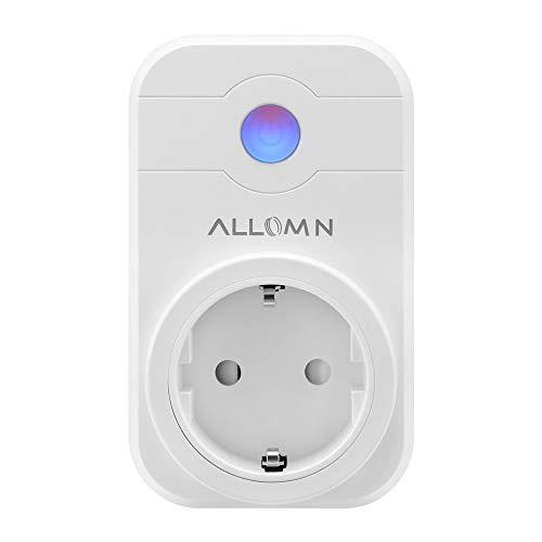 Smart Steckdose WLAN Kabellos Arbeit mit AMAZON Alexa (Echo, Echo Dot) Stimme / Fernbedienung / Timer APP Steuerung Steckdose für Android iOS Smartphone