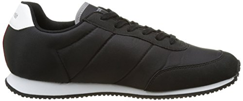 Le Coq Sportif Unisex-Erwachsene Racerone Sneakers Schwarz (Black/Optical White)