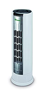Xpelair XP15E Tower Desktop Cooling Fan, Plastic, 20 W, White