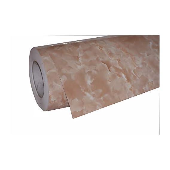 Fusion Graphix Self Adhesive Wood Grain Wallpaper Waterproof Old Furniture Vinyl Stickers Wooden Door Wardrobe Desktop PVC Wall Papers w-10 (12''x24''inch)