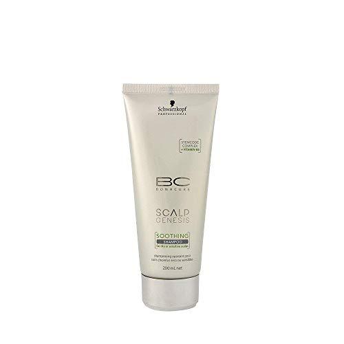 Schwarzkopf Professional BC Scalp Genesis Soothing Shampoo, 1er Pack (1 x 200 ml) -