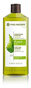 Yves Rocher Purity Purifying Shampoo for Oily Hair, 300ml
