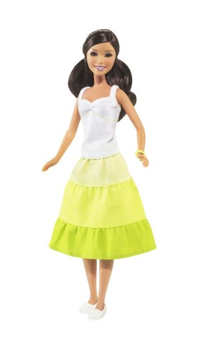 Mattel N6927 - High School Musical 3 - Generalprobe Gabriella (Gabriella Aus High School Musical)