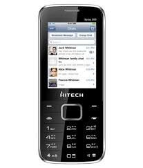Hitech Xplay 200 Dual Sim Mobile Phone