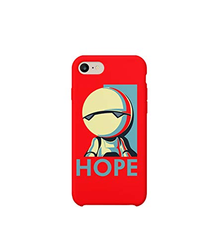 Hitchhikers Guide Marvin The Robot Hope Version_A0577 Case Handyhülle Hülle for Huawei P20 Protective Protection Drop Proof Case Handyhülle Hülle Cover Compatible with Huawei P20