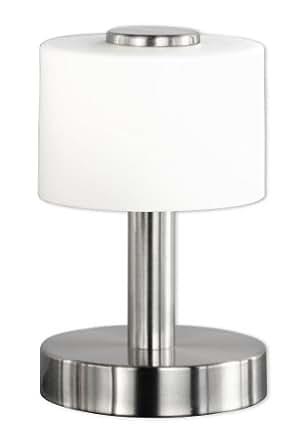 Honsel leuchten lampada da tavolo illuminazione - Amazon lampade da tavolo ...