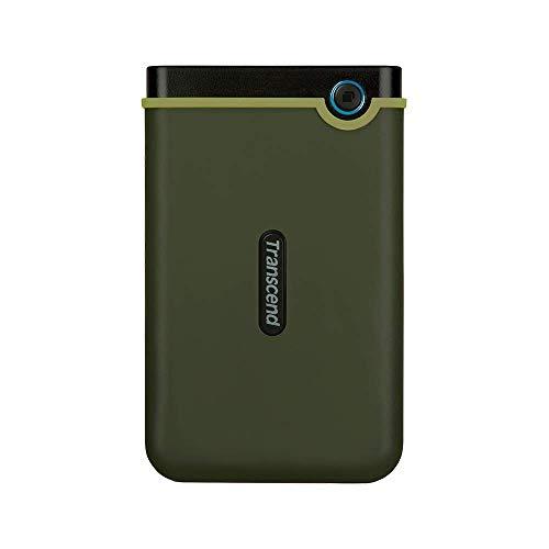 Transcend 2TB USB 3.1 Gen 1 25M3G StoreJet SJ25M3G Rugged externe Festplatte TS2TSJ25M3G