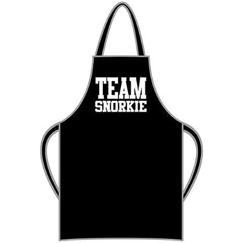 Team snorkie–Grembiule Regalo e messaggio regalo disponibile