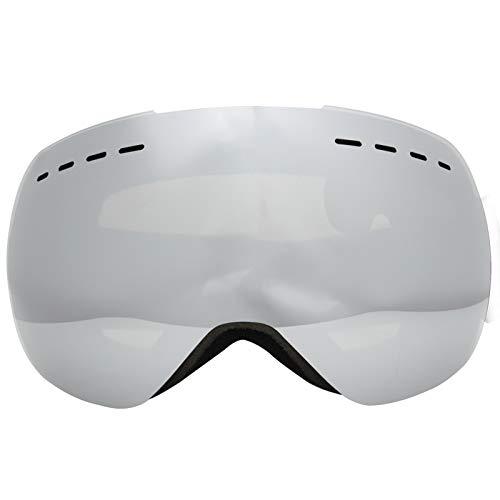 ZYSMC Gafas De Esquí, Doble Anti-Niebla Gran Campo Esférico Grande De Gafas De Nieve Parabrisas Al Aire Libre,6