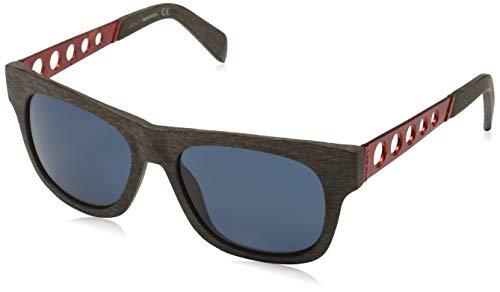 Diesel Herren DL0131 50V 53 Sonnenbrille, Braun