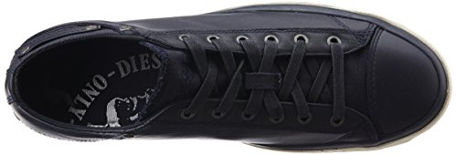 "Diesel Herren ""Magnete Exposure Low I-Sne Sneaker Blau (T6065 Blue Nights)"