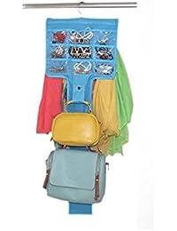 Everyday Desire Hanging Jewelry Organizer Bags Jewelry Scarves Purse Organizer