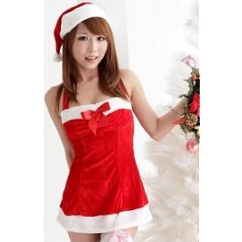 Sexy Santa Cosplay One Piece Claus partito