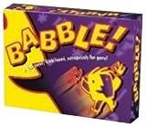 Babble Board Game