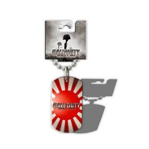 CHANGES Call of Duty Dog Tag Rising Son - Call Dogtag Of Duty