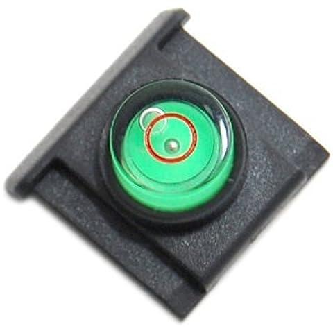 JJC Nikon BS–1Protège Griffe avec Niveau à Bulle Para Nikon D40, D40x, D50, D60, D70, D70s, D80, D90, D100, D200D300D300S D600D700D800D800E D3000, D3100, D3200, D5000, D5100, D7000