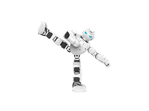 UBTech - Alpha 1S - PNJ - Robot HUMANOIDE Familial - EDUCATIF ET LUDIQUE - Initiation A LA Programmation