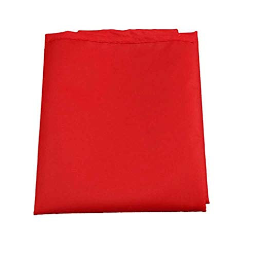 NRS Healthcare Multi-Mover Gleittuch, 40 x 60 cm, Rot