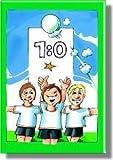 1:0 - MEIN GROßES FUßBALL-BUCH - personalisierte Ausgabe mit Ihrem Kind als Titelhelden
