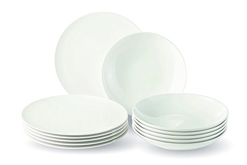 vivo-19-5254-7609-newfreshbasic-tafelset-12-teilig-geschirrsets-porzellan-weiss-285-x-205-x-29-cm-12