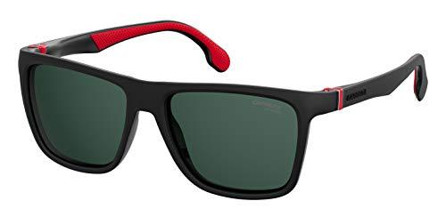 Carrera Unisex-Erwachsene 5047/S Sonnenbrille, Schwarz (Black), 56