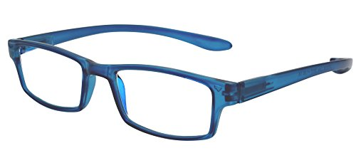 417350f364 TBOC® Gafas de Lectura Presbicia Vista Cansada – Graduadas +3.00 Dioptrías  Montura.