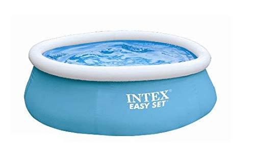 Intex 28101NP Easy Set - Piscina hinchable, 886 litros,  183 x 51 cm