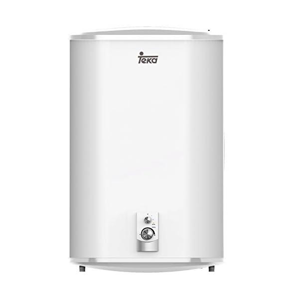 Teka Termo Ewh 80 Slim 80Ltr.Vertical/Horiz, 2000 W, 80 Liters, Blanco