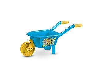 Mondo-28536 Toy Story - Carretilla de Playa, Color Verde y Azul, 28536