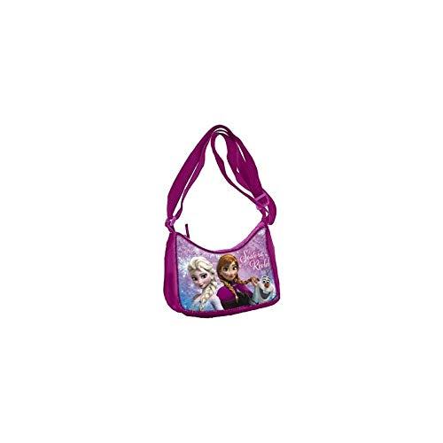 Star  Disney Frozen Art Code - 42980 Tasche und Handtasche, seitlich ausgestellt, 18 x 6 x 13 cm (Taschen Ausgestellte)