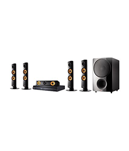 Lg Bh6340h 5.1 Channel 3d Blu-ray Home Theatre System (black)