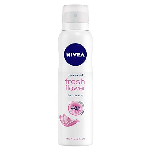 Nivea Fresh Flower Deodorant for Women...